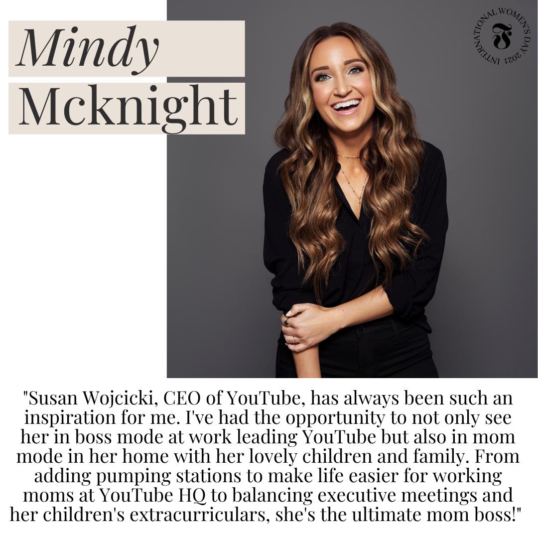 Mindy McKnight